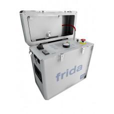 Frida - BAUR VLF testing and diagnostics unit