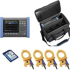 PQ3100-04/6000 - HIOKI Power Quality Analyzer (6000A, 4 Clamps Kit)