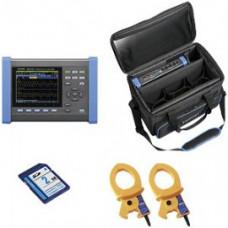 PQ3100-01/600 - HIOKI Power Quality Analyzer (600A, 2 Clamps)