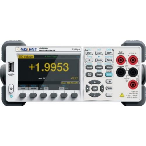 Sdm3055a Digital Multimeter Bench Type