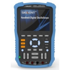 SHS806 - Siglent 60MHz; 2 channels, Handheld Digital Oscilloscope