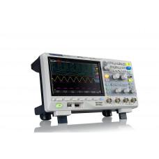 SDS1104X-E - Siglent 100MHz, 4CH Oscilloscope