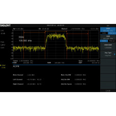 AMK-SSA3000X - Siglent SSA3000X Option: dvanced measurement kit ,including ACPR, CHPower, OBW and so on. (SW)