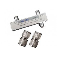 RB3X25 - RB (1 MHz~2.5 GHz), N (M) -N (M) adaptor (2 pcs), for SSA3000X, SSA3000X Plus, SSA3000X-R series